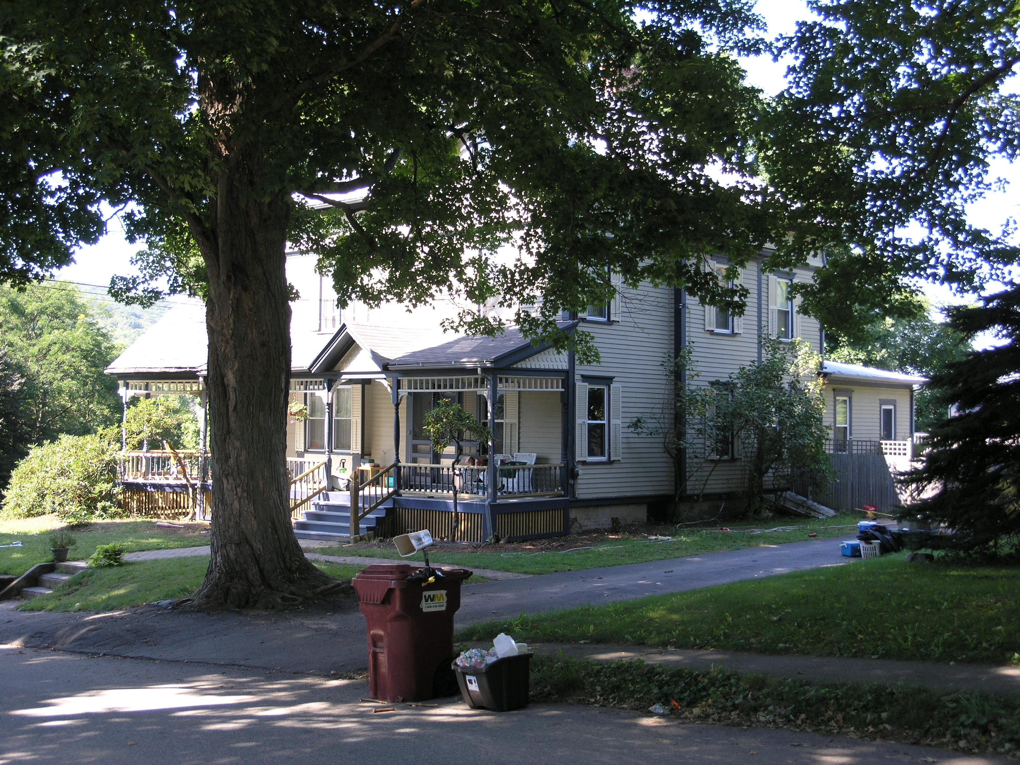 cuddys residence